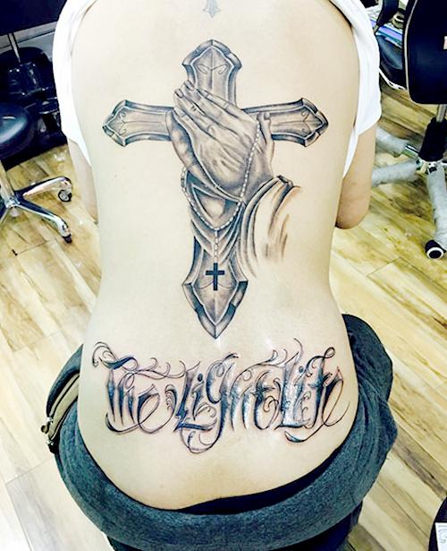 重庆纹身刺青