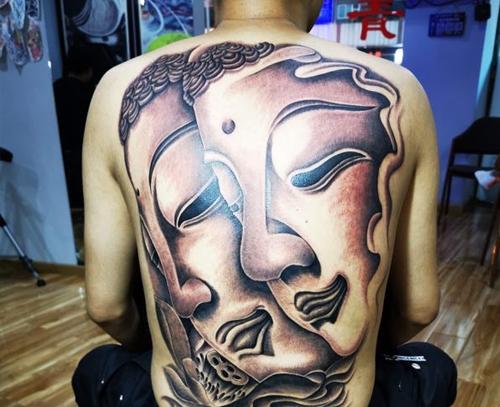 重庆大坪纹身